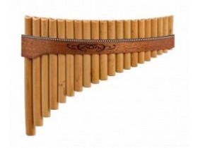 Духовые этнические инструменты